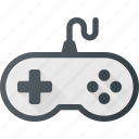 play, handle, gamepad, console, game, video, pad icon