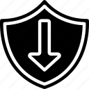 down, enrgy, game, gamer, interactive icon