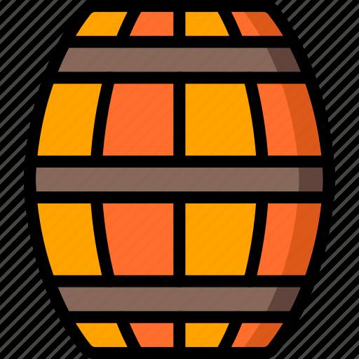 Barrel, game, gamer, interactive icon - Download on Iconfinder
