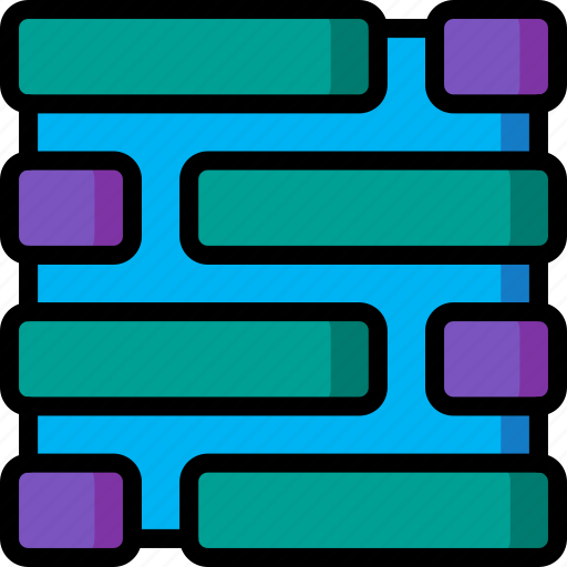 bricks, game, gamer, interactive icon