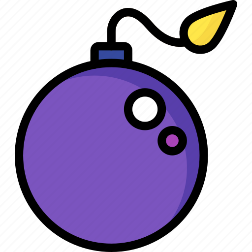 Bomb, game, gamer, interactive icon - Download on Iconfinder
