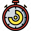 clock, game, gamer, interactive, stop