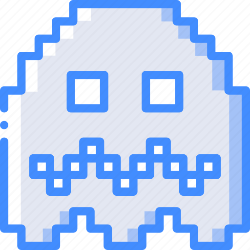 game, gamer, ghost, interactive icon
