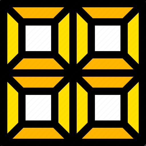 blocks, game, gamer, interactive, tetris icon
