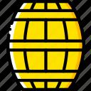 barrel, game, gamer, interactive