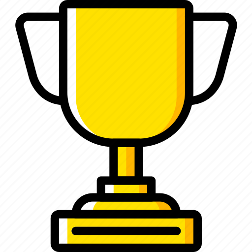 game, gamer, interactive, trophy icon