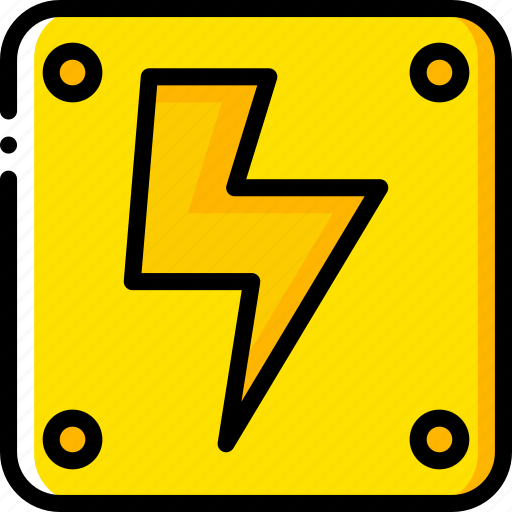 game, gamer, interactive, lightning icon