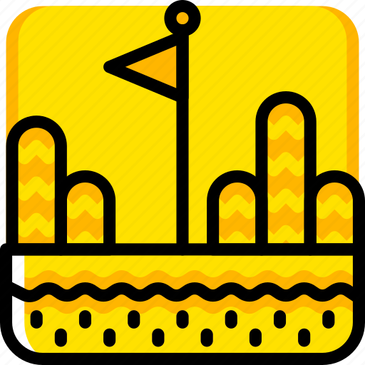 game, gamer, interactive, level icon