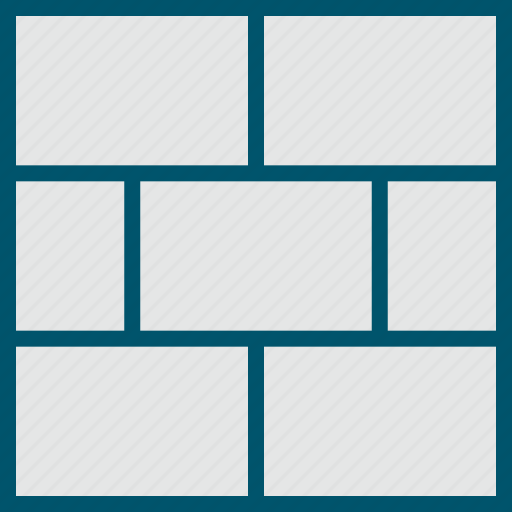 block, brick, game, retro, video icon