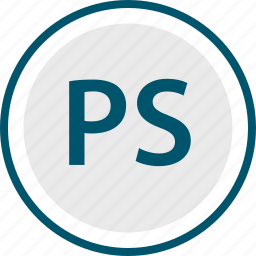 play, playstation, ps, sign icon