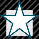 favorite, game, retro, special, star, video icon