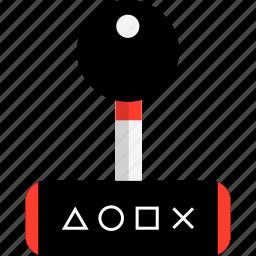game, gaming, joystick, play, stick, video icon