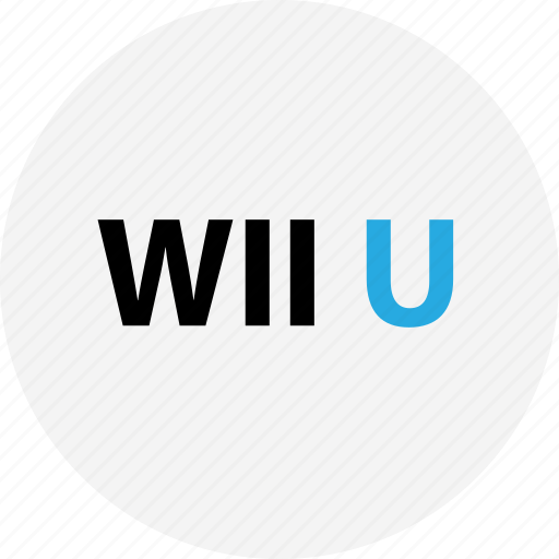 game, gaming, u, video, wii icon
