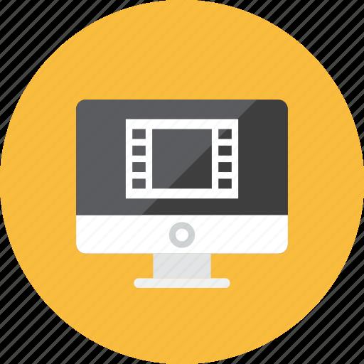 computer, movie icon