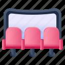 cinema, cinema hall, cinema chairs, theatre, cinema seats