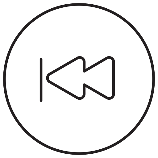 Arrow, back, backward, direction, left, move, previous icon - Free download