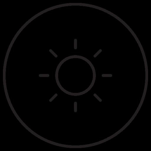 Adjust, bright, brightness, contrast, control, options, setting icon - Free download