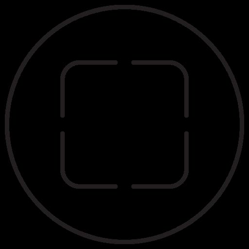 Desktop, display, enter, expand, fullscreen, maximize, screen icon - Free download