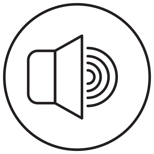 Announcement, audio, loud, megaphone, sound, speaker, volume icon - Free download