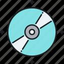 blu, bluray, cd, disc, dvd, ray icon