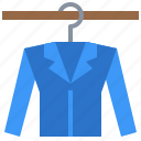 cast, clothes, clothing, fashion, suit icon