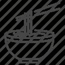 food, noodle, pho, travel, vietnam, vietnamese icon