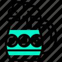 beer, beverage, jug, mug icon