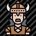 avatar, boss, man, soldier, viking, warrior