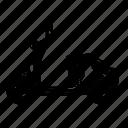handlebar, motorbike, riding, scooter, transportation, wheels icon