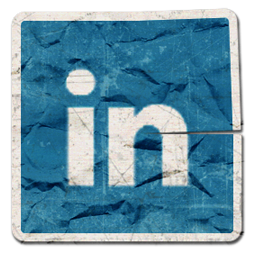 linked in, linkedin icon
