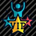 customer, exclusive, member, profile, premium, vip, people icon