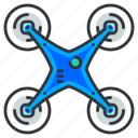 delivery, drone icon