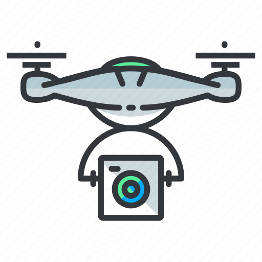 Cam, camera, drone icon - Download on Iconfinder