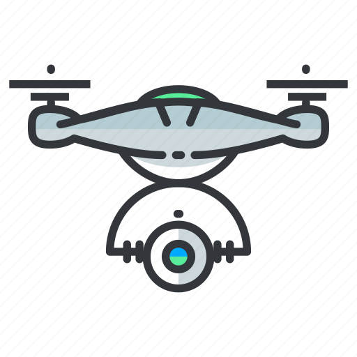 Camera, drone icon - Download on Iconfinder on Iconfinder