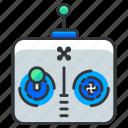 control, drone, remote icon