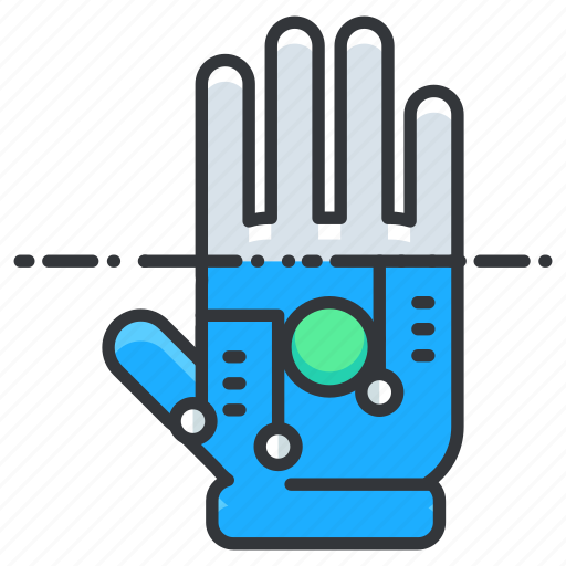 Gloves, reality, virtual, vr icon - Download on Iconfinder