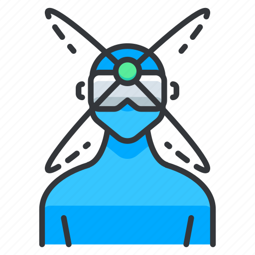 Goggles, reality, view, virtual icon - Download on Iconfinder