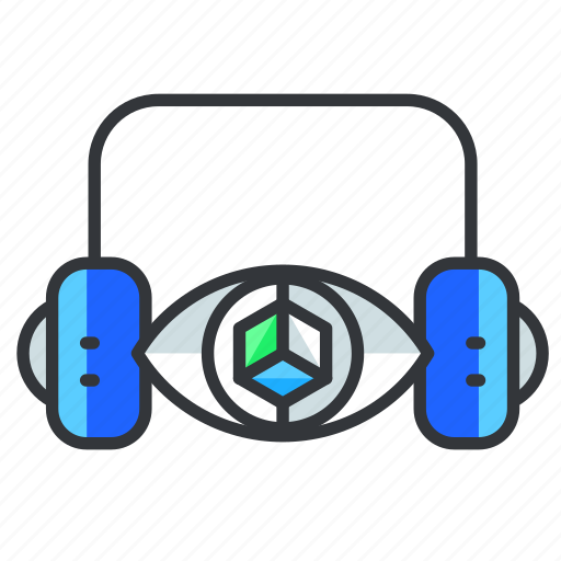 audio, headphones, headset icon