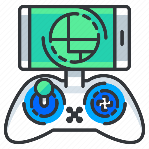Control, mobile, phone, remote icon - Download on Iconfinder