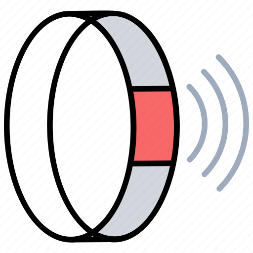 ring controller, technology, virtual reality, wearable controller, wearable tech icon