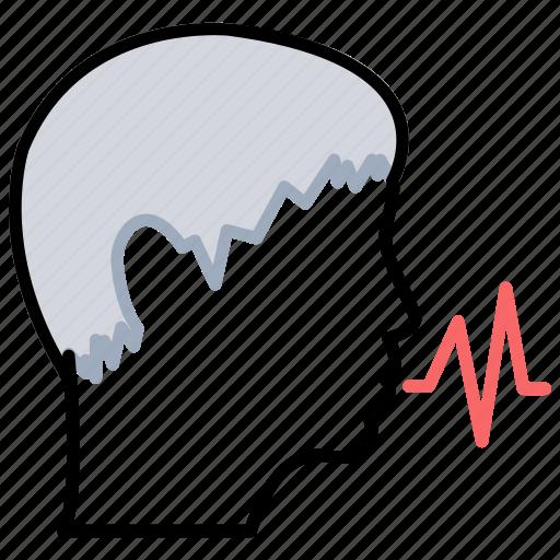 audio, talking, voice, voice command, voice recognition icon