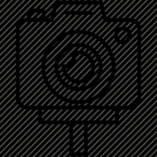 camera, photo camera, photographic camera, photography, photography equipment icon