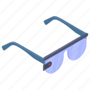 eyewear, glasses, goggles, spectacles, sunglasses icon