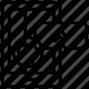 connection, cube, device, gadget, mobile, shape, signals icon