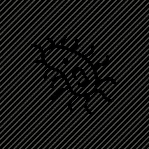 immunity, v14, virus icon