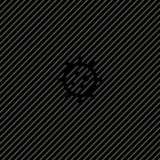 immunity, v22, virus icon