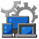 access, computer, control, data, security icon