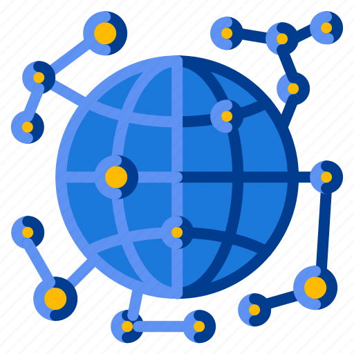 Network, networking, globe icon - Download on Iconfinder