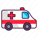 ambulance, coronavirus, covid, emergency, medical, virus