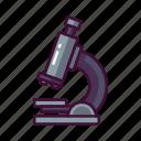 covid, coronavirus, test, microscope, laboratory, virus